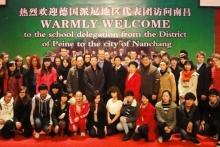 Empfang Nanchang